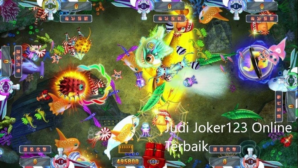 Permainan Joker123 Tembak Ikan